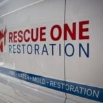 Rescue One Restoration Hawaii Van