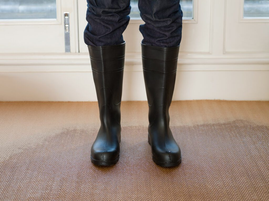 What To Do When Your Wood Floors Get Flooded
